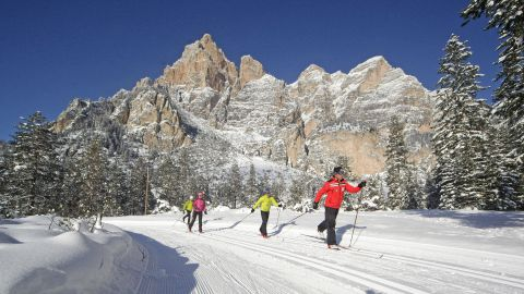 Image: Activities and winter sports